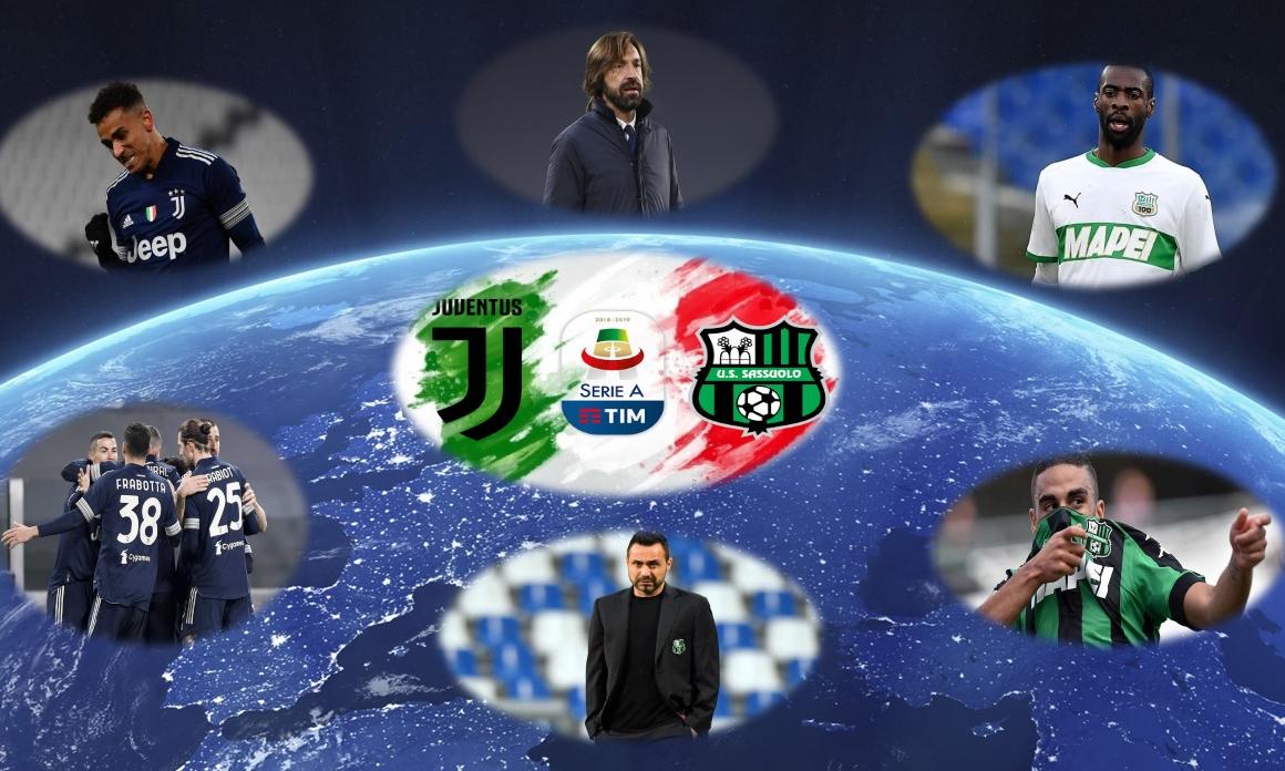 """Juve in """"orbita"""", """"atterra"""" il Sassuolo: cronaca, numeri e pagelle"""