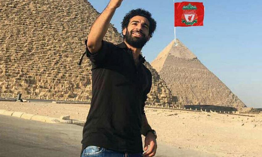 Un gol alla dittatura: Momo Salah, il nuovo sultano d'Egitto