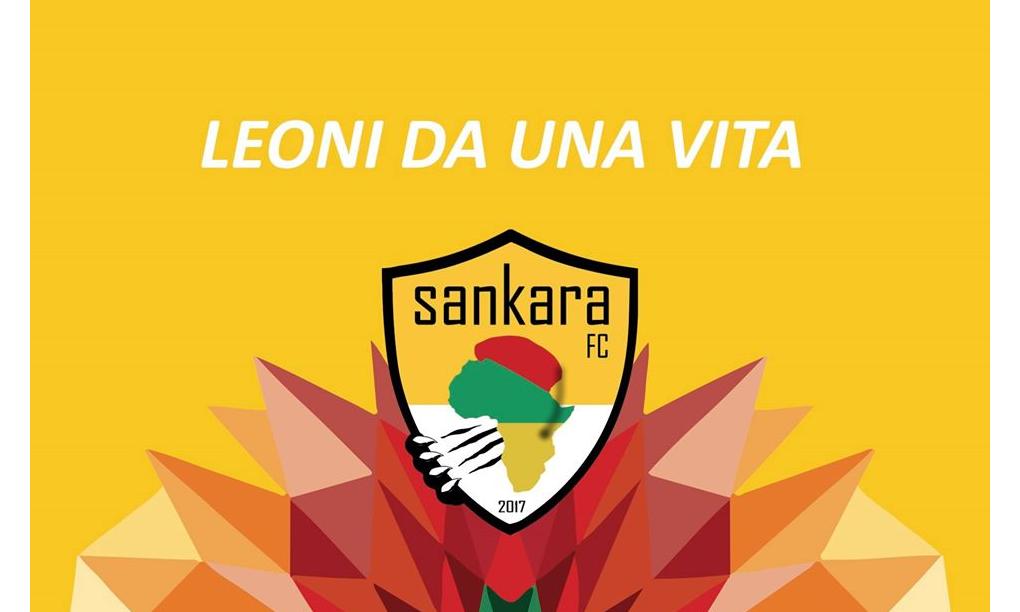 Sankara FC: mille colori, una squadra