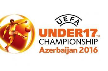 Baku 2016: Europei U17