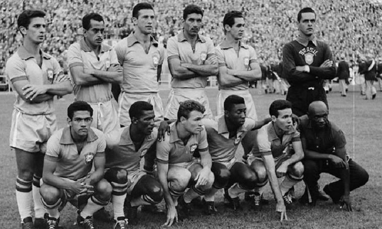 Titani del calcio, puntata V: il grande Brasile di Pelé