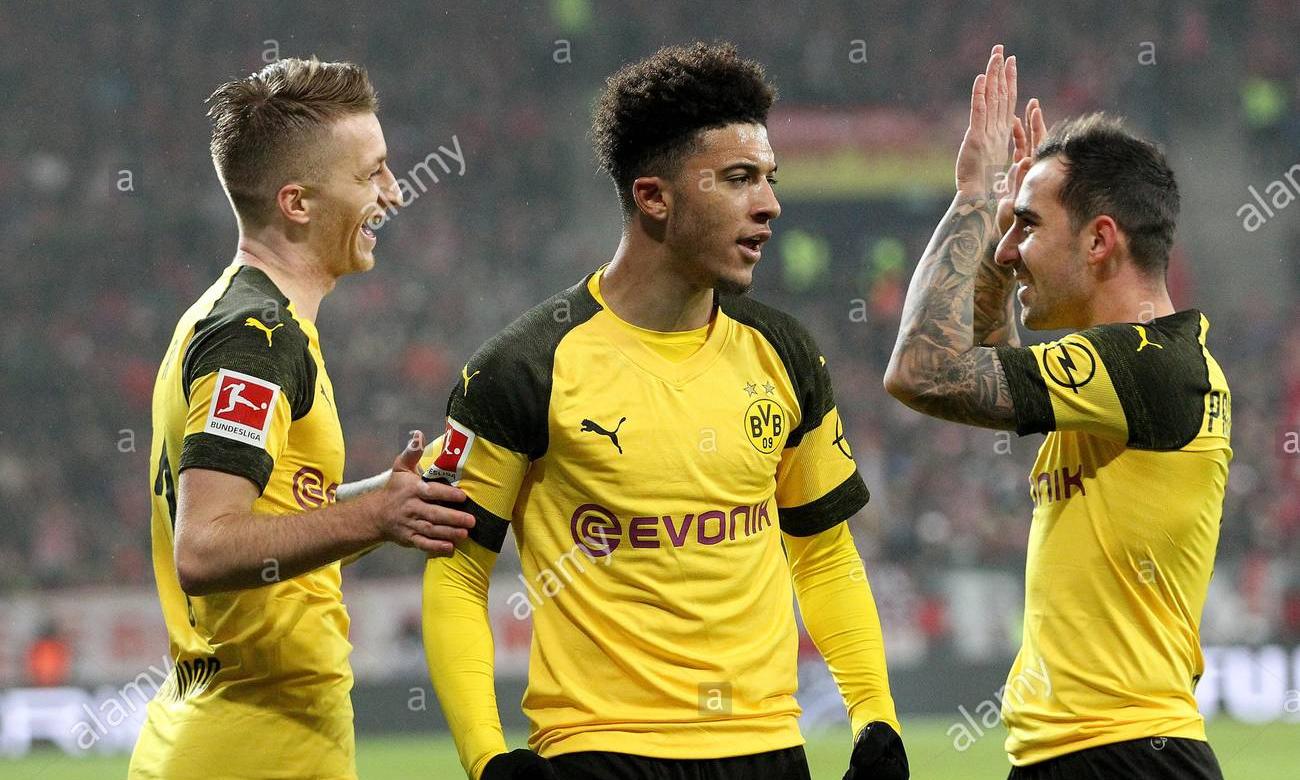 Il trio delle meraviglie del Borussia Dortmund