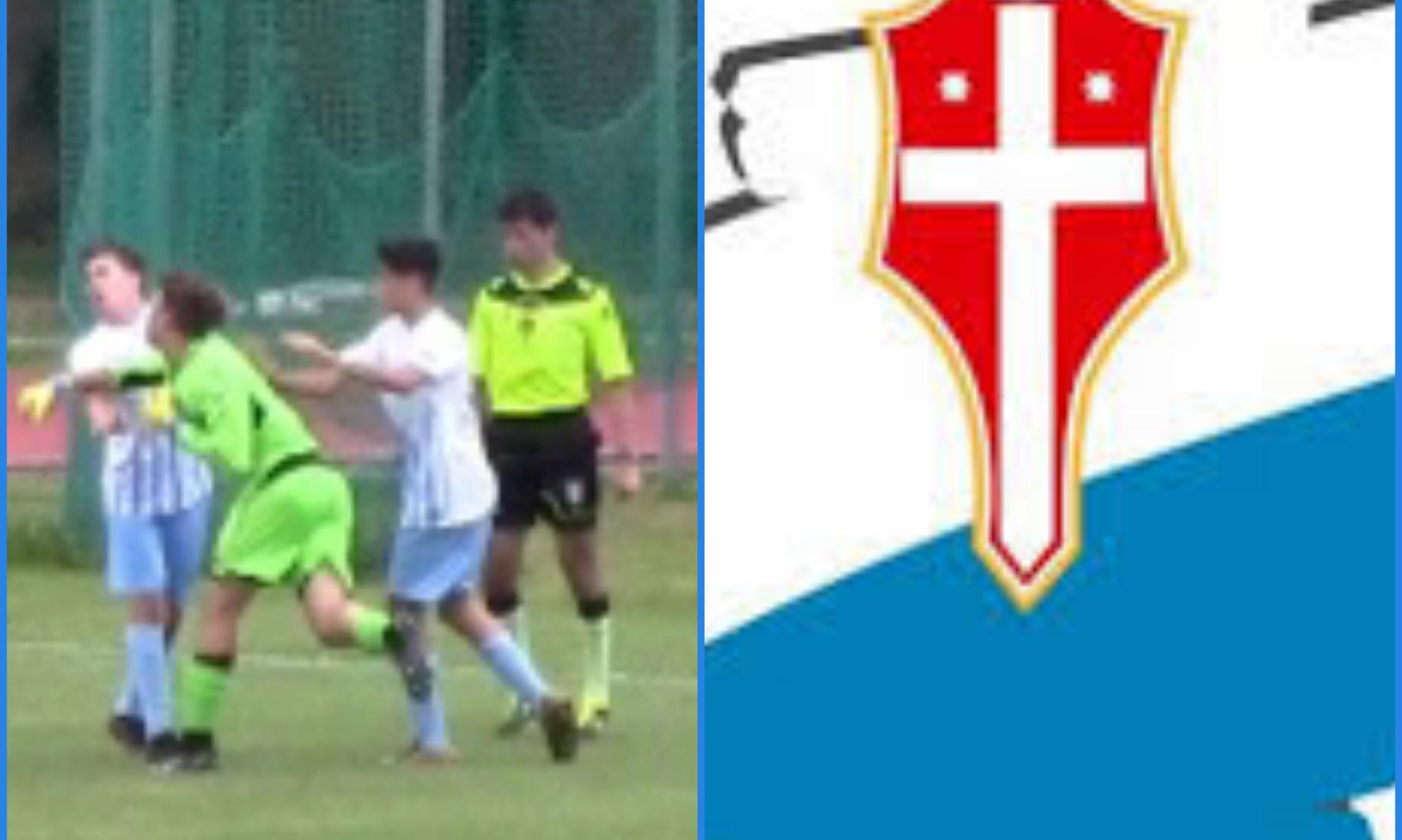 Calcio-shock: a Treviso follia e panico!