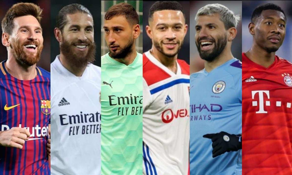 Top calciatori in scadenza a giugno '21: nomi e destinazioni