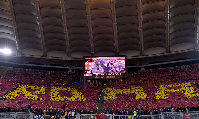 Cara Roma, qui bisogna ripartire!