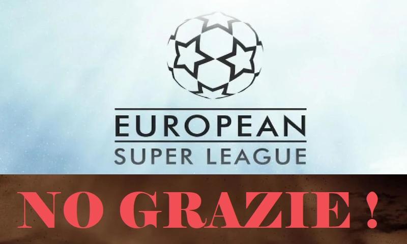 La Superleague non salverà il calcio!
