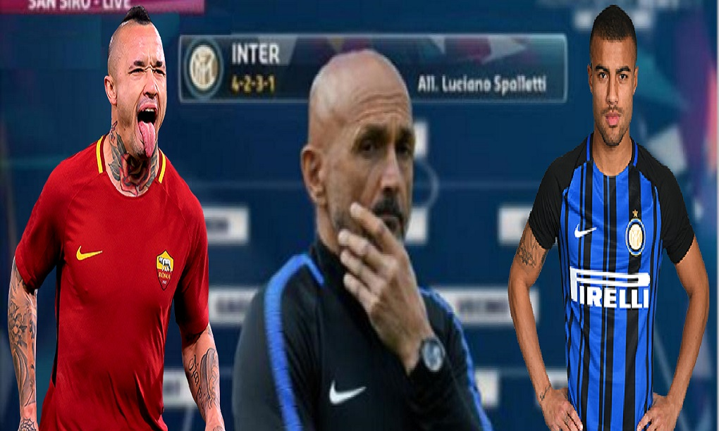 Rafinha con Nainggolan è possibile: come cambia l'Inter
