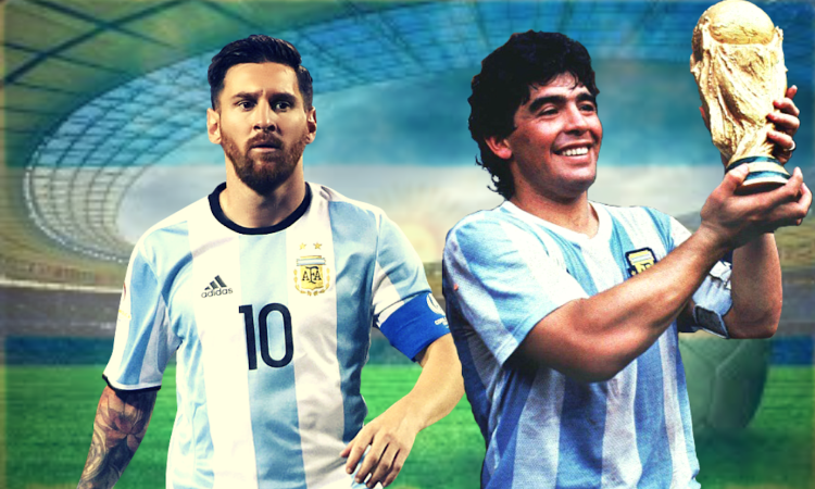 Messi o Maradona?!