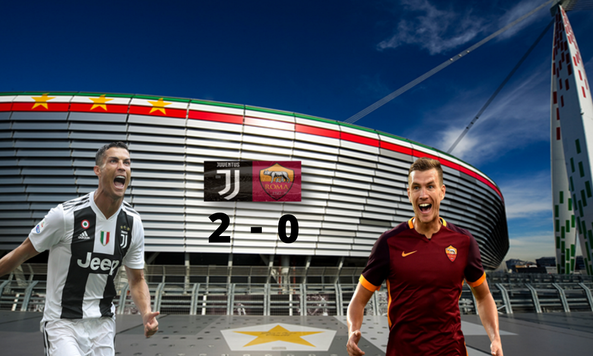 "Juve to ""Rome"" with love: cronaca, numeri e pagelle!"