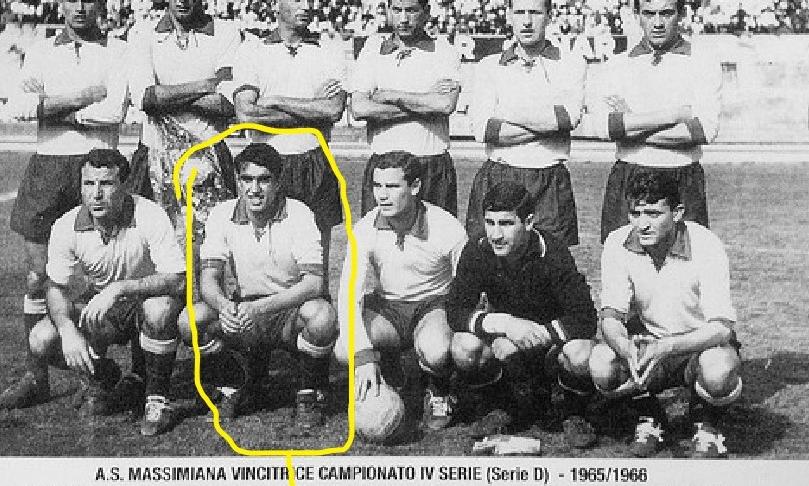 "Il calciatore vanto del calcio catanese: ""PETRU u Turcu"""