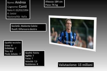 Orbita Juve #7: Andrea Conti