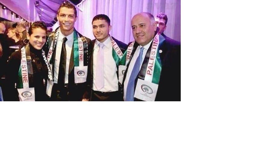 CR7 si schiera con i palestinesi