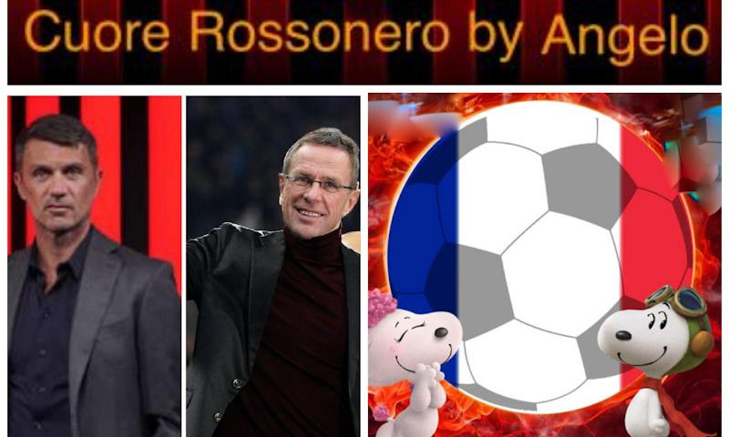 Maldini o Rangnicke un mercato alla Wenger: made in France