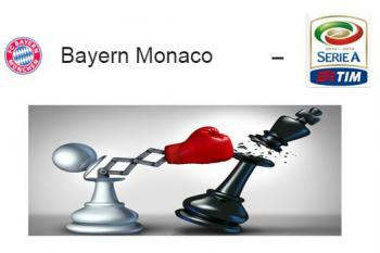 Questa sera si decide chi è la squadra campione d'Italia;