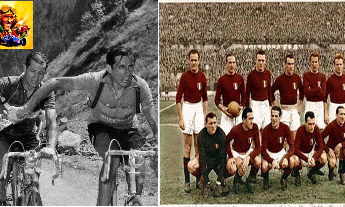 """Lo sport nel secondo dopoguerra: """"Altri tempi e altre persone"""""""