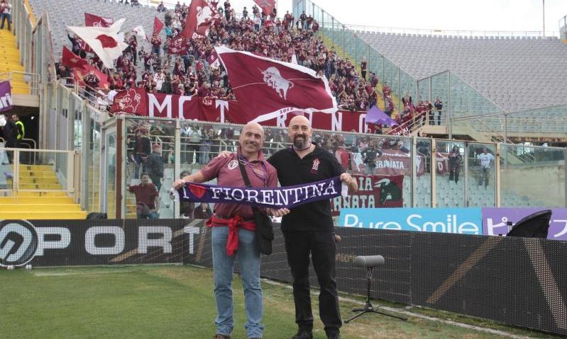 Fiorentina-Torino? La partita dell'amicizia!