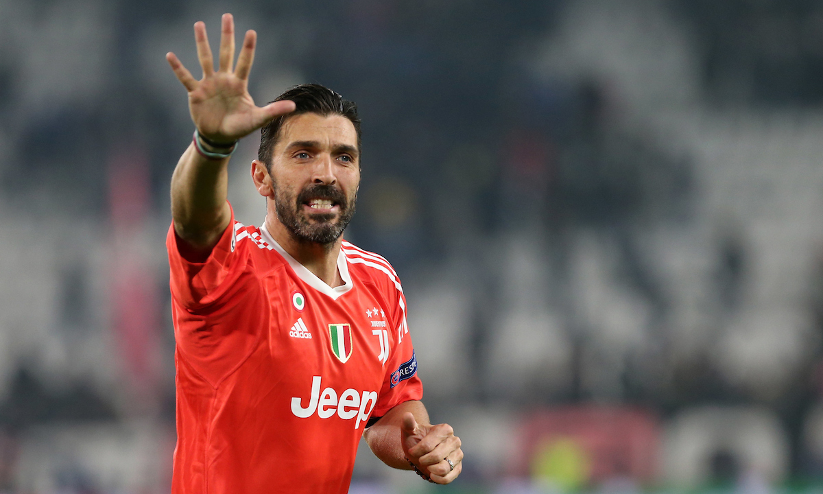 Lettera di un tifoso bianconero a Gigi Buffon