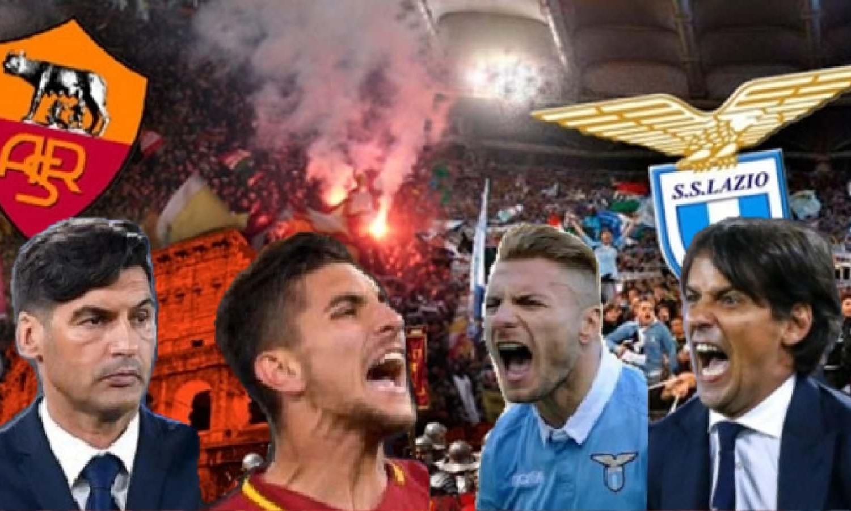 21° giornata: derby di Roma big match, c'è anche Napoli-Juve