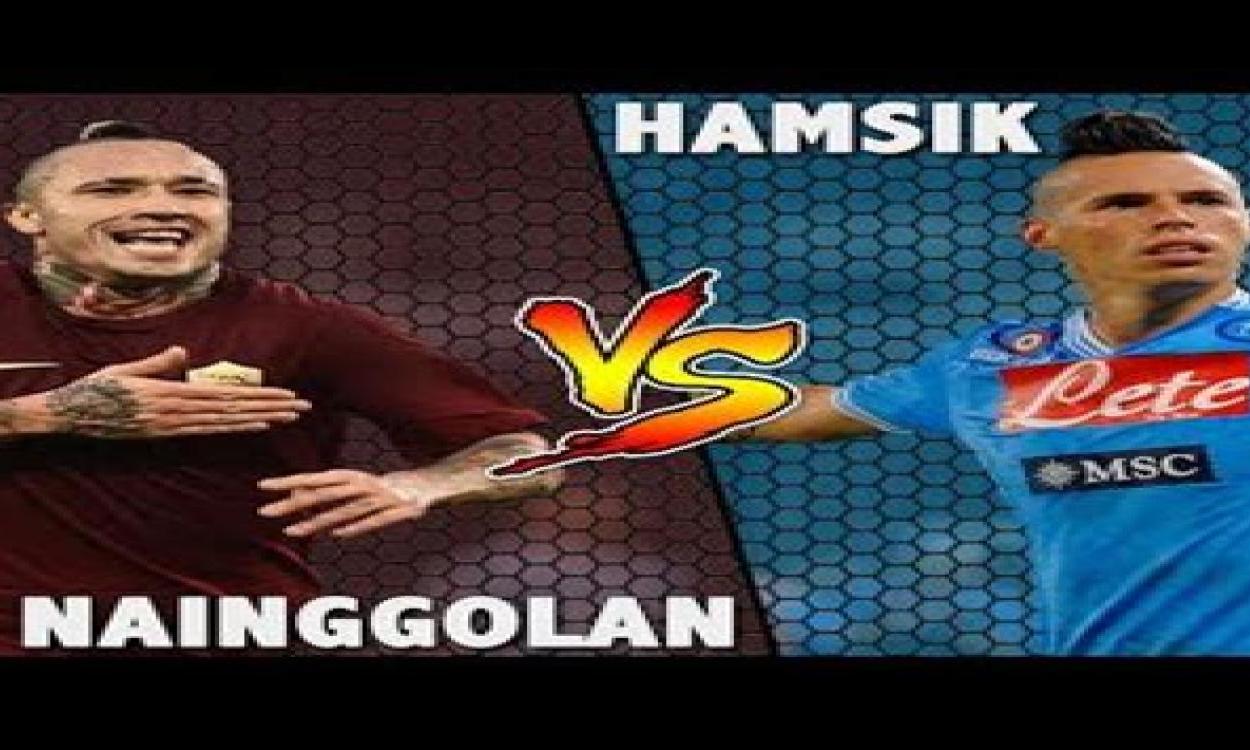 """Nainggolan e Hamsik: """"No alla Juve"""". Ma perché?"""