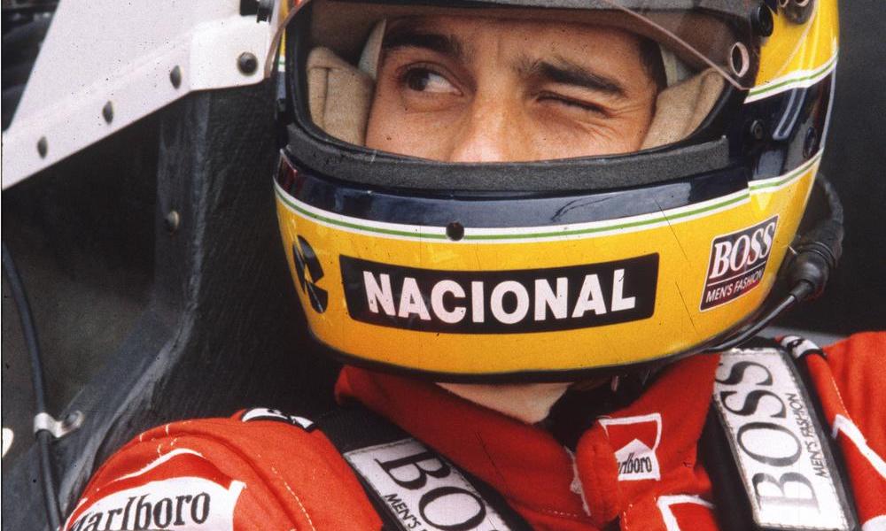 Magic Senna, il pilota eterno, il più forte di sempre!