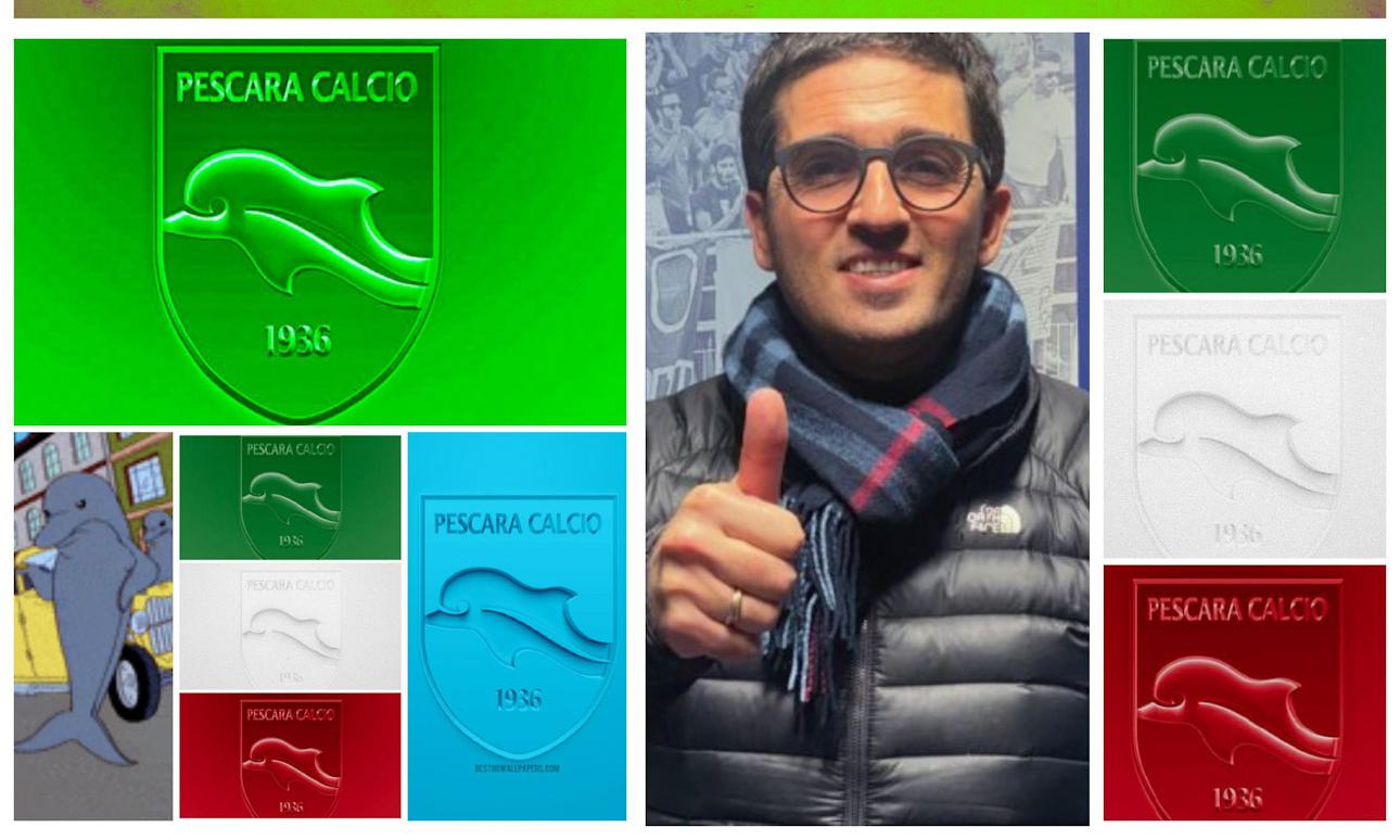 """Pescara: linea """"Sottil"""" per la salvezza. Grassadonia che cola"""