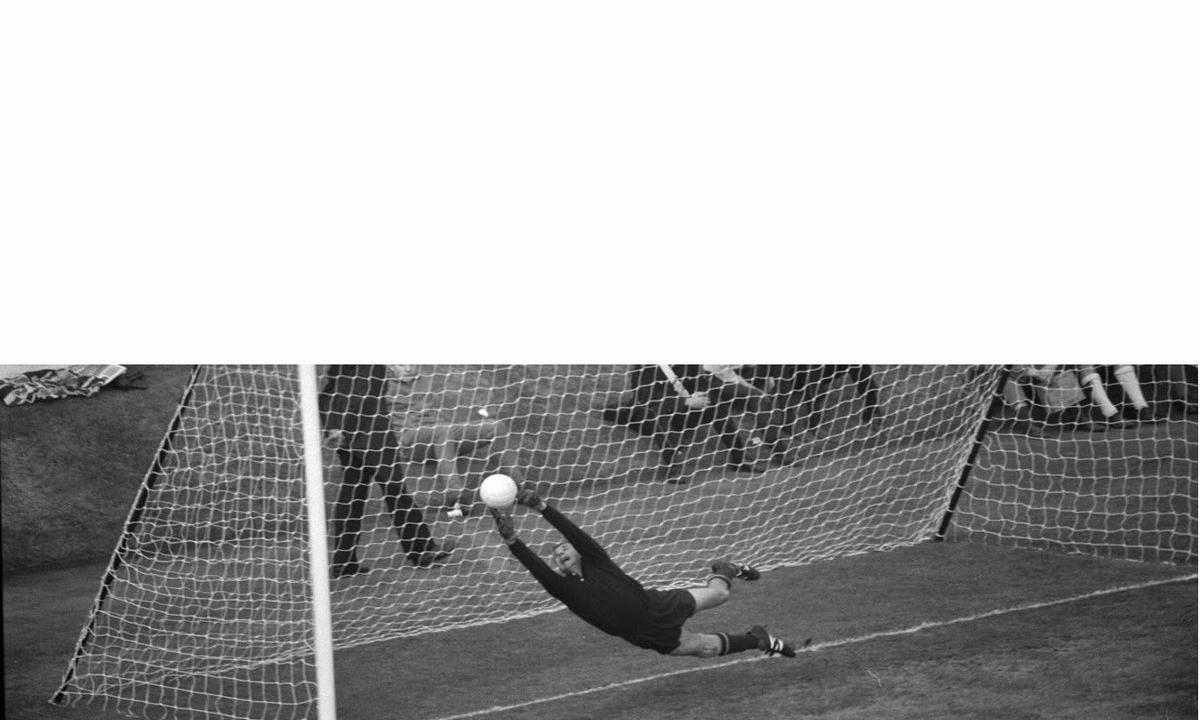 Storie di calcio: Delfino, un portiere incredibile