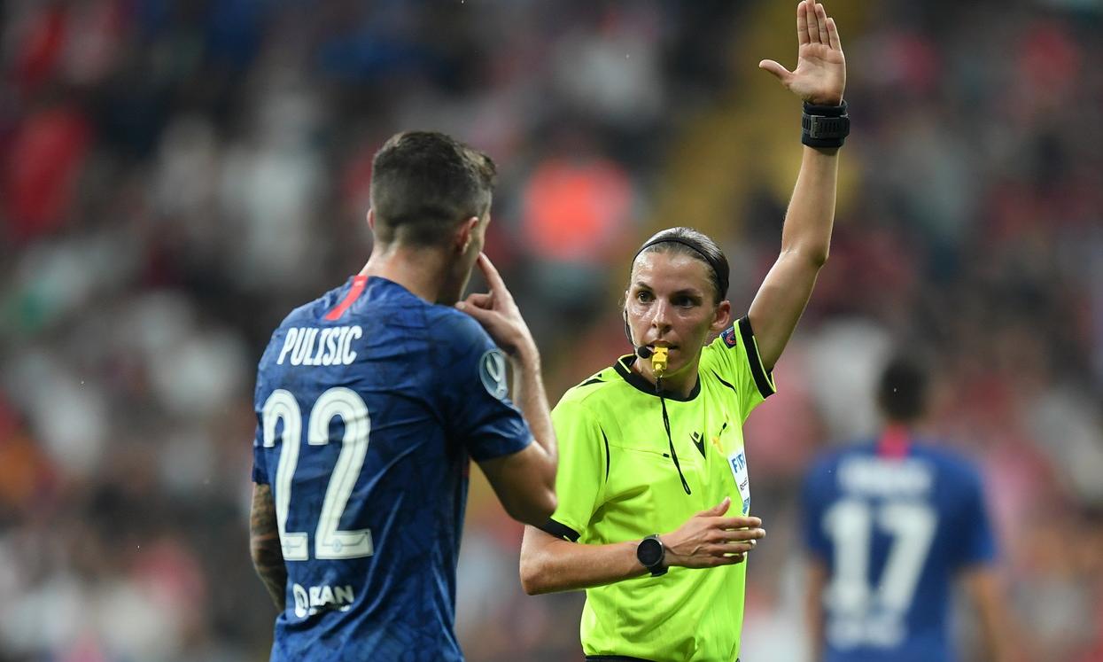 Liverpool - Chelsea: vince Stéphanie Frappart