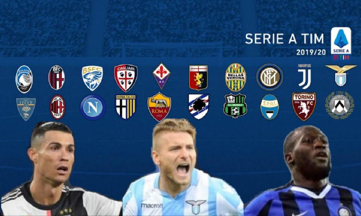 25esima giornata: Juve, Lazio e Inter in fuga: tutte le gare