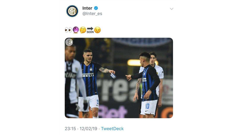 Caso Icardi: Inter predichi bene, ma razzoli male