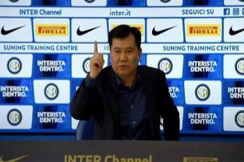 E poi c'è chi dice che l'Inter non ha la società!