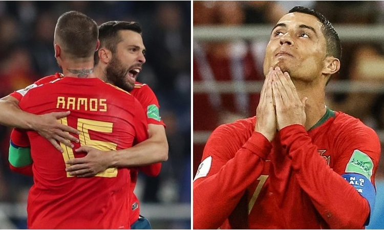 Figuraccia Portogallo. L'Iran esce, ma con dignità