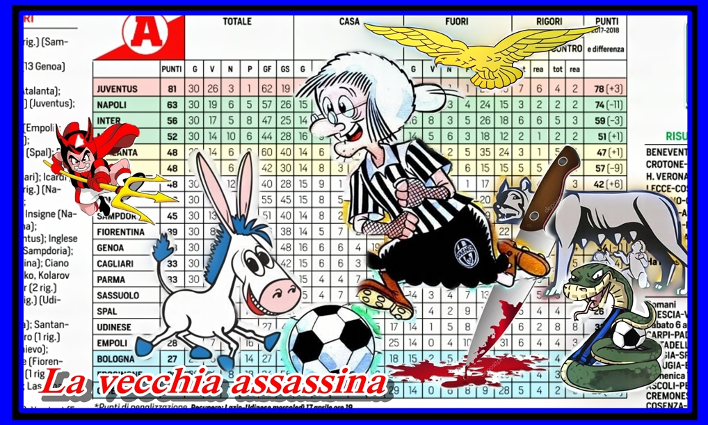 La vecchia assassina