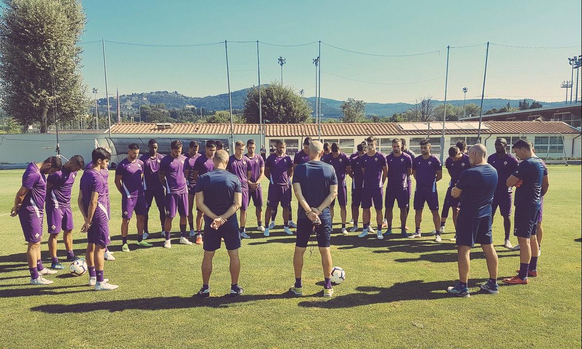 Fiorentina, due giorni di riposo. Mercoledì c'è l'Arezzo