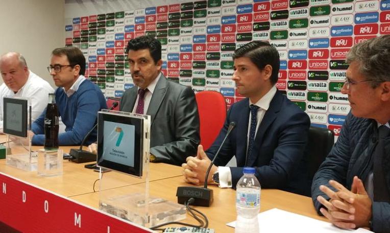 """Il presidente del Real Murcia: """"Ampliamento? Un successo!"""""""