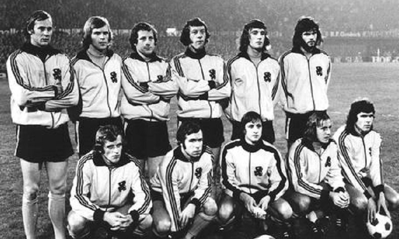 Titani del calcio: puntata VII, il grande Ajax di Cruiff