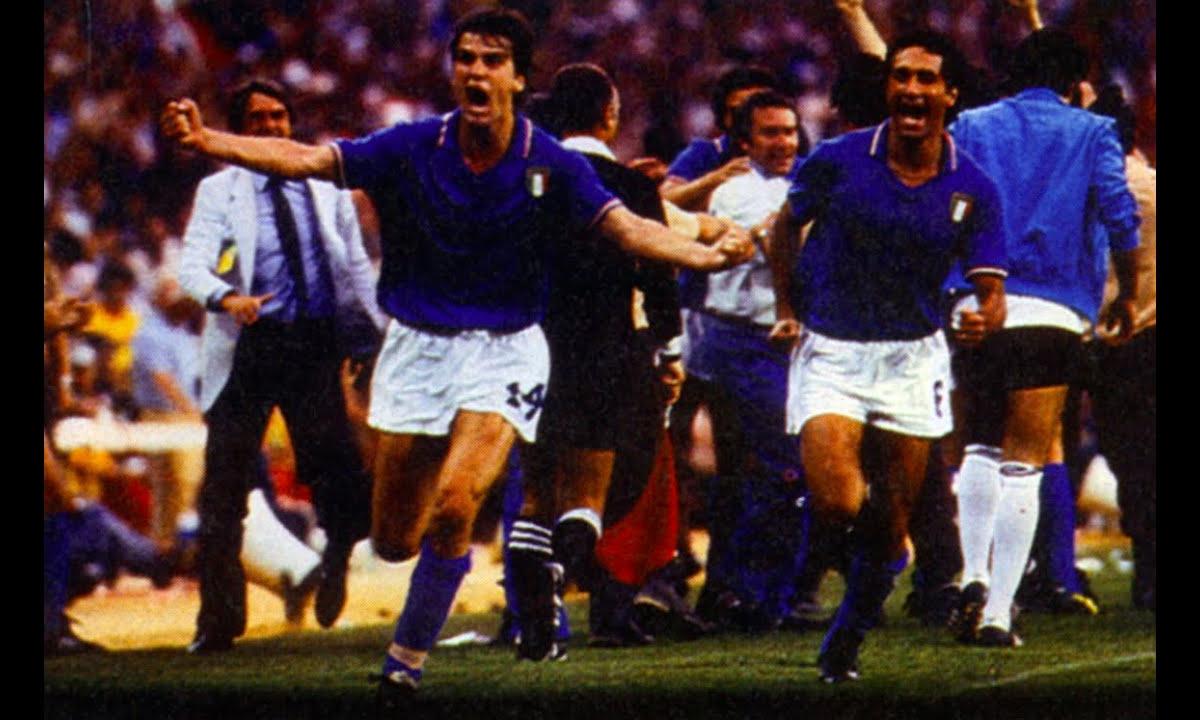 Fulmine, storia di un campione CAPITOLO II: 1982/83, che anno!