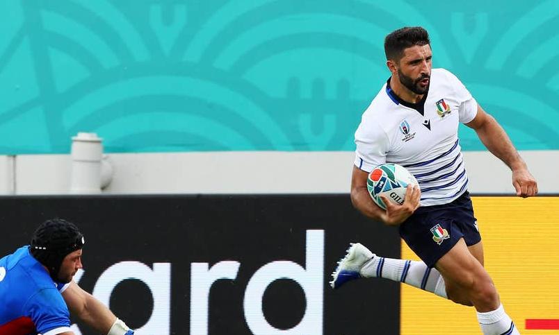 Rugby: un'Italia deludente batte la Namibia 47-22