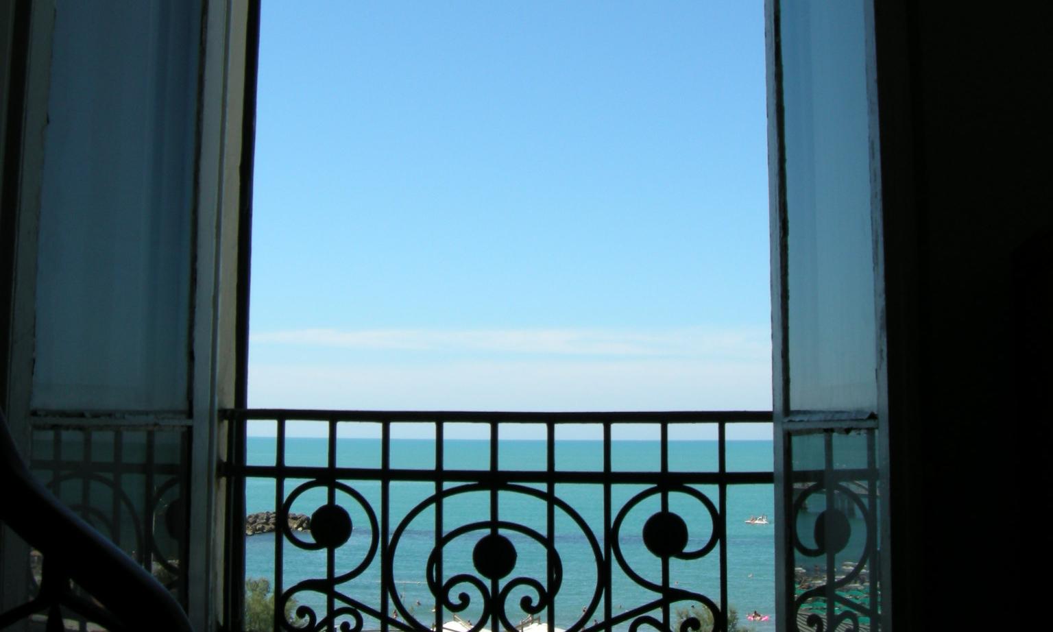 Diaro dall'isolamento: Attraverso quella finestra