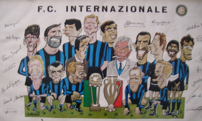 Titani del Calcio, puntata VI: la Grande Inter di Herrera
