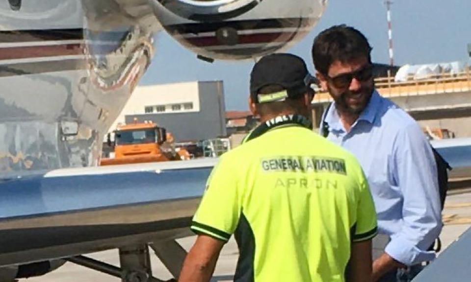 Juve-CR7: Agnelli vola in Grecia!