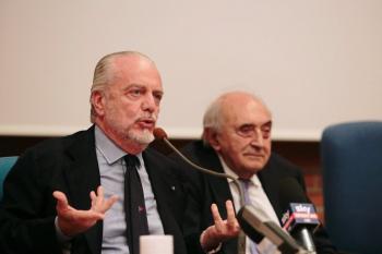 """""""Bisognerebbe multare la Juve""""....parole e musica di Corrado Ferlaino!"""