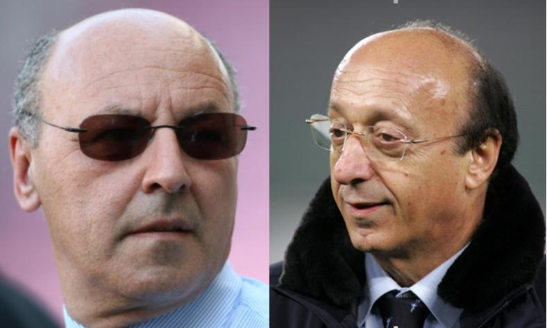 Moggi vs Marotta, chi ha lavorato meglio per la Juve?