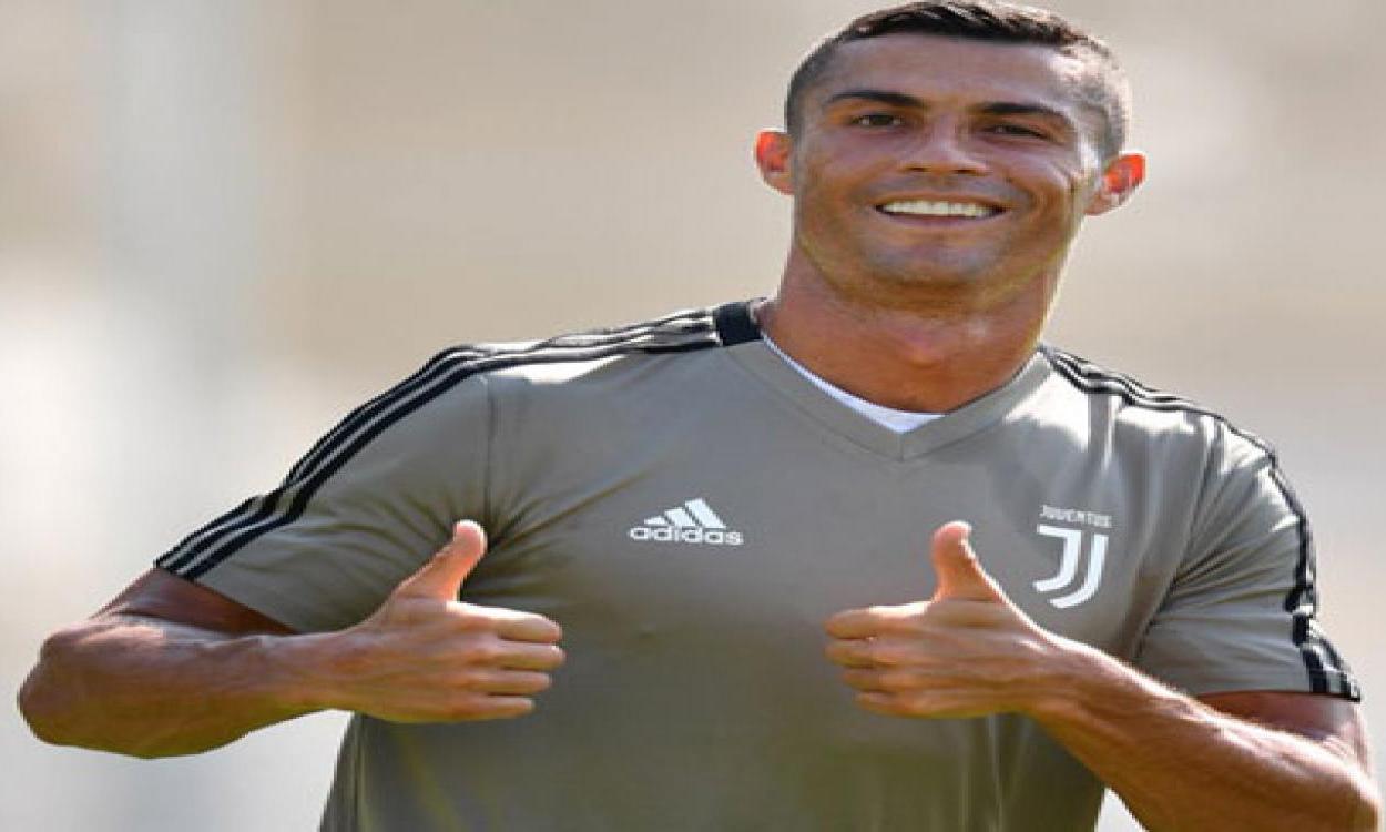 Ronaldo vuole affrontare il Real