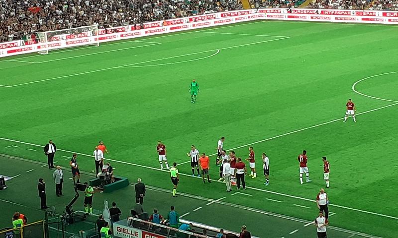 Brava Udinese, ma come si è ridotto il Milan? E la VAR...
