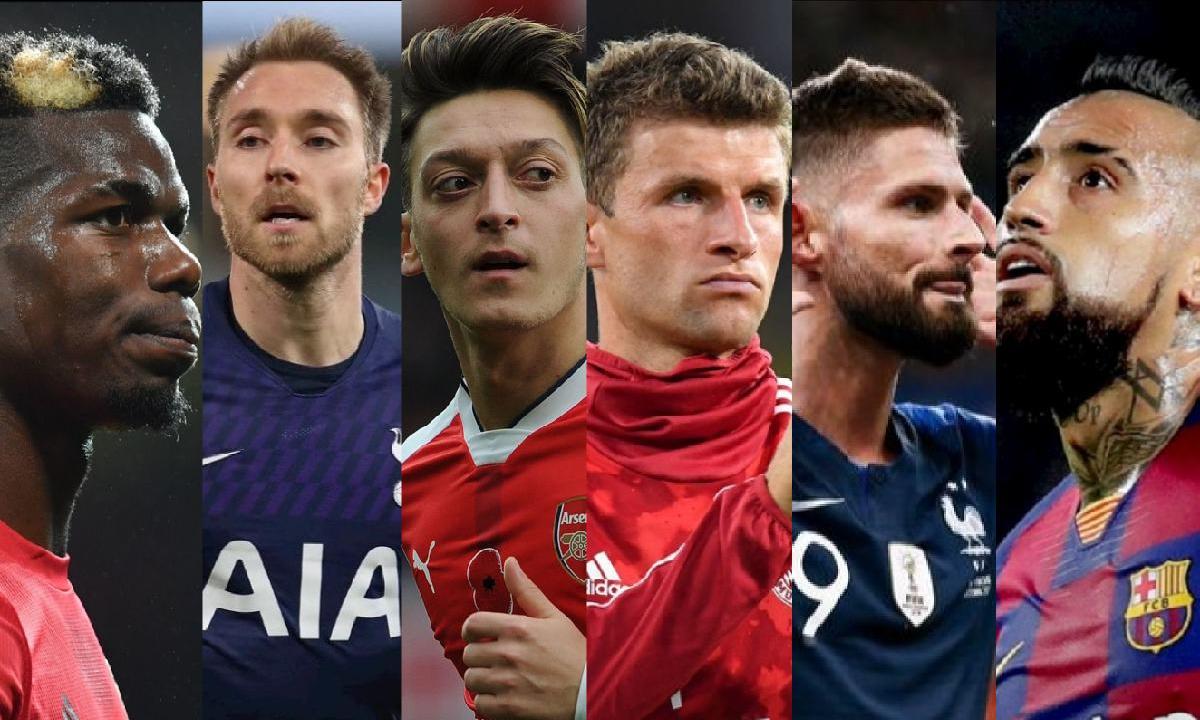 Sette top player in attesa di conoscere il futuro