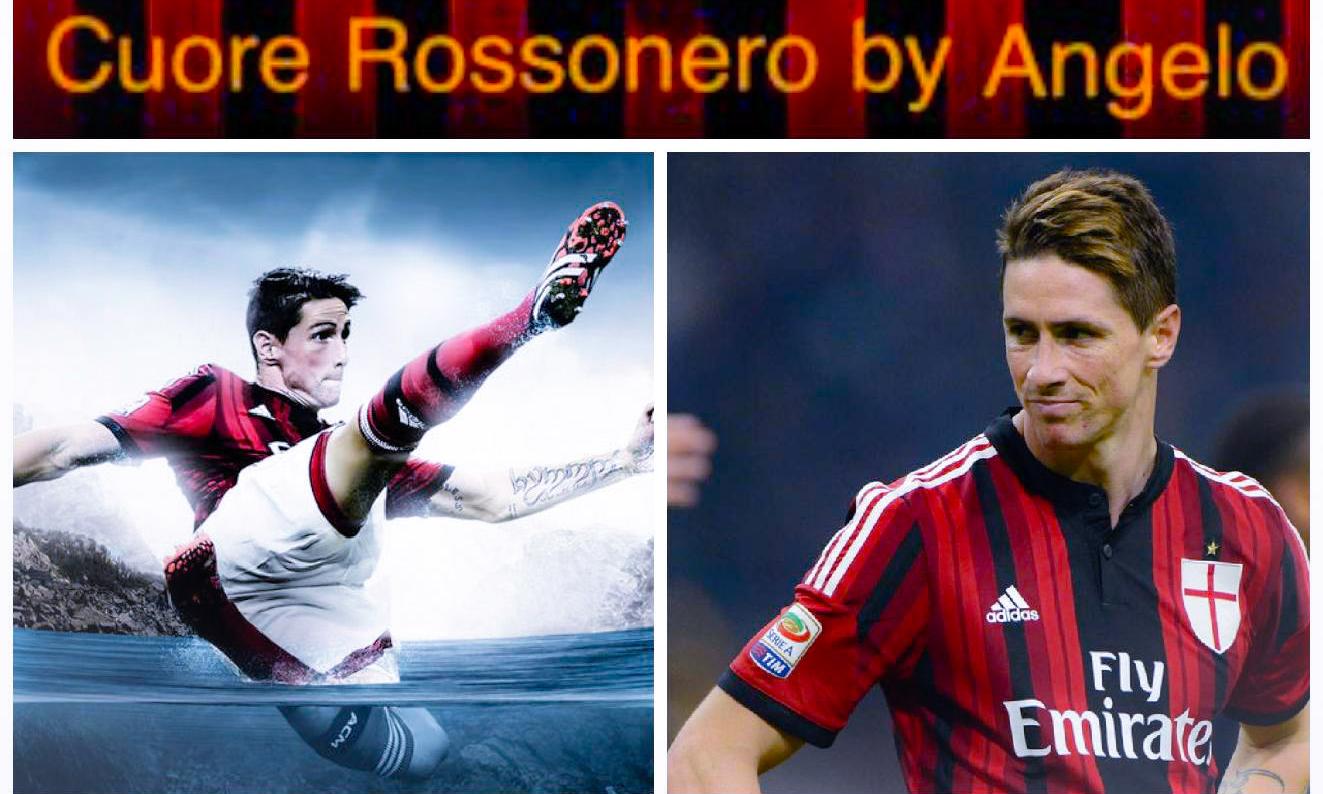 Fernando Torres: fugace al Milan, feroce altrove