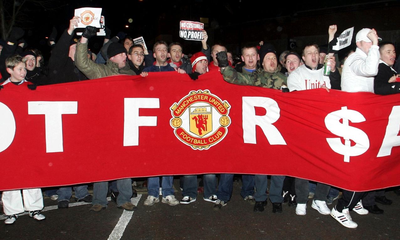 La parte (in)felice di Manchester