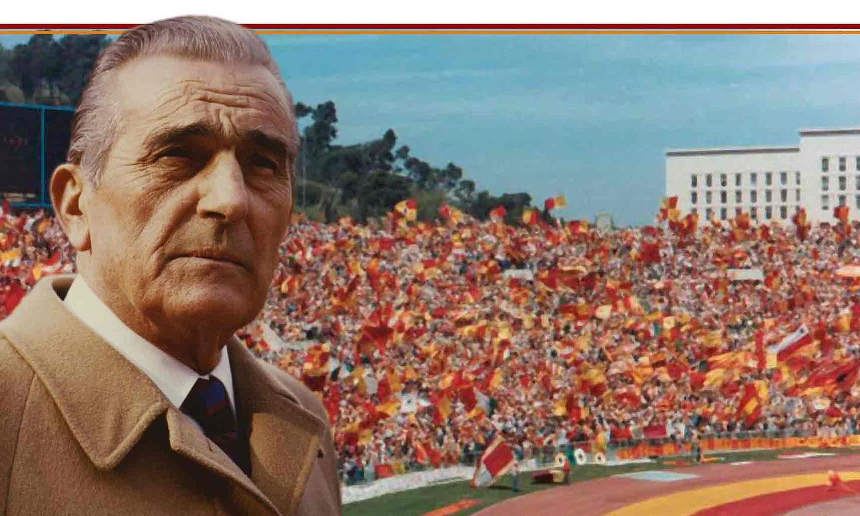 In memoria di Dino Viola, il Presidente