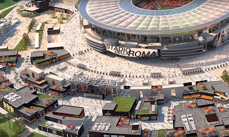STADIO Roma spiegato a livello economico per i tifosi
