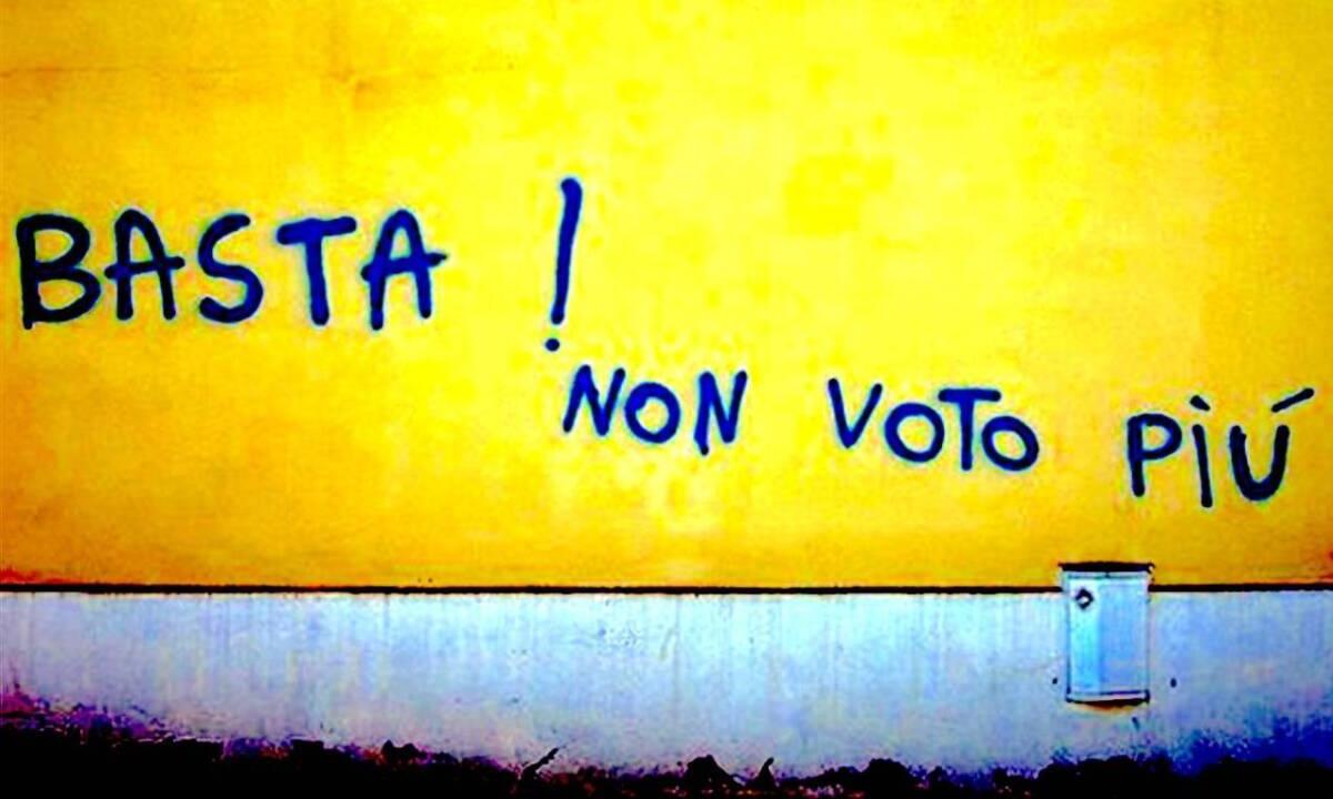 #BAR VXL- Emergenza democratica, vince l'astensionismo!